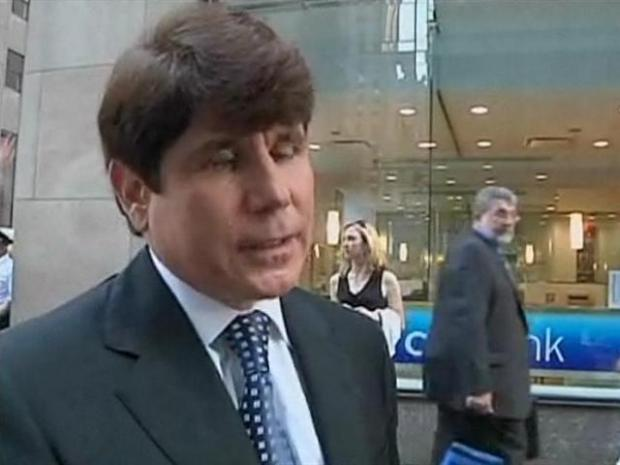 [CHI] Blagojevich: I Was This Close to Appointing Madigan