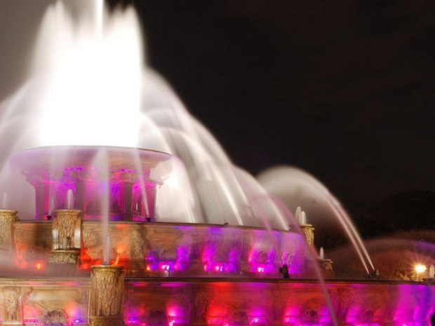 [CHI] How Does Buckingham Fountain Work?