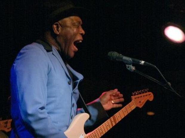 [CHI] NBC This: Buddy Guy Plays Legends