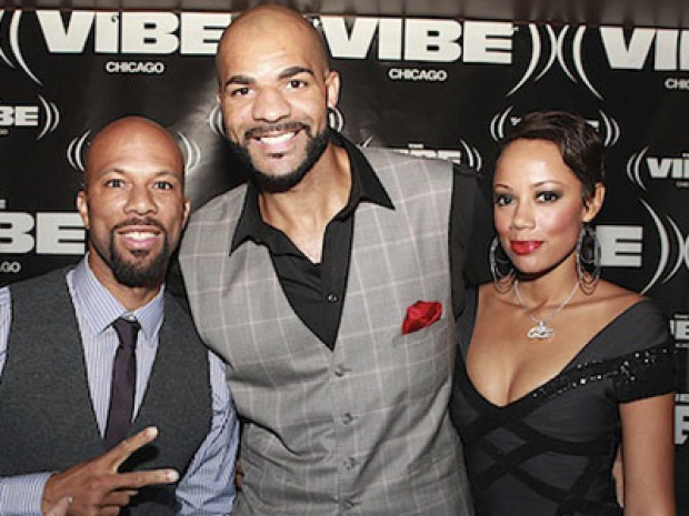 PHOTOS: Boozer's Bullish Chicago Bash