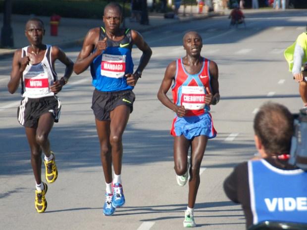 2008 Chicago Marathon Rewind