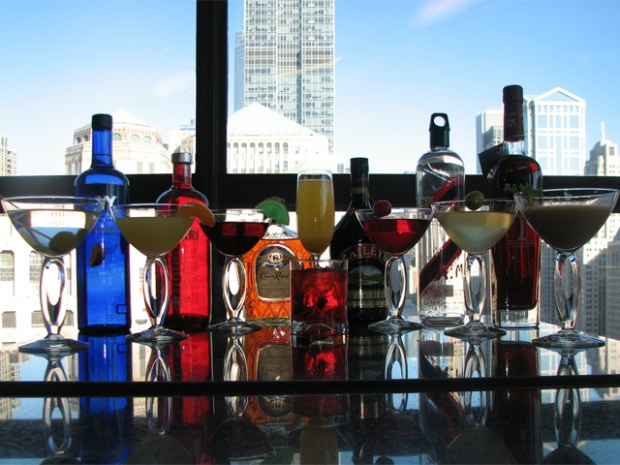 Drink Your Way Through Chicago's Buildings