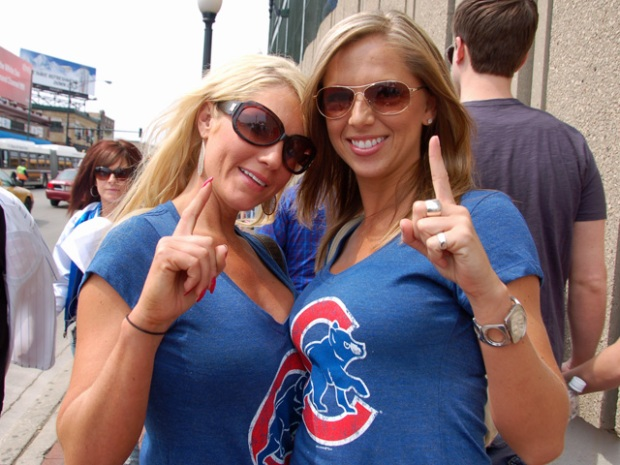 PHOTOS: Opening Day at Wrigley Field