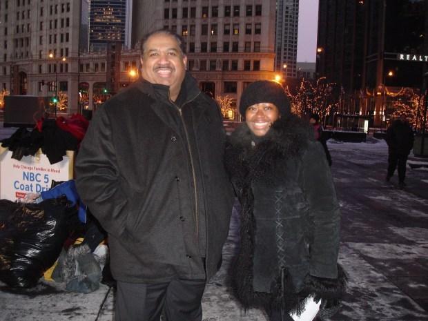 NBC Chicago Coat Drive