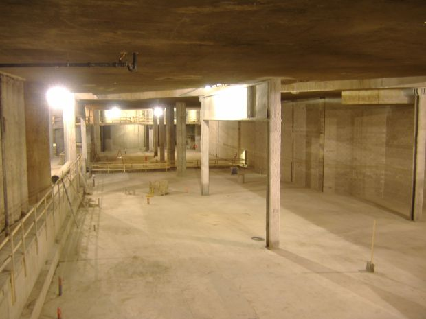 Inside Chicago's $440M Subway Superstation to Nowhere