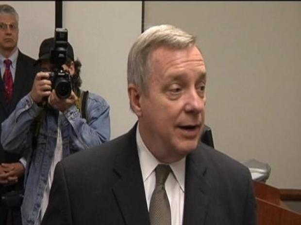 "[CHI] Durbin:  ""I Do Not Endorse Burris for Re-Election"""