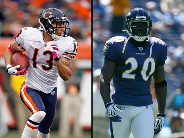 Key Matchups: Bears vs. Ravens
