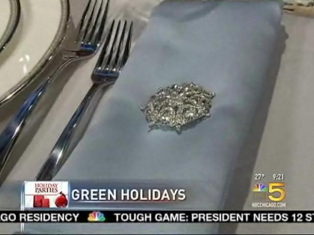 [CHI] Going Green with Holiday Entertaining