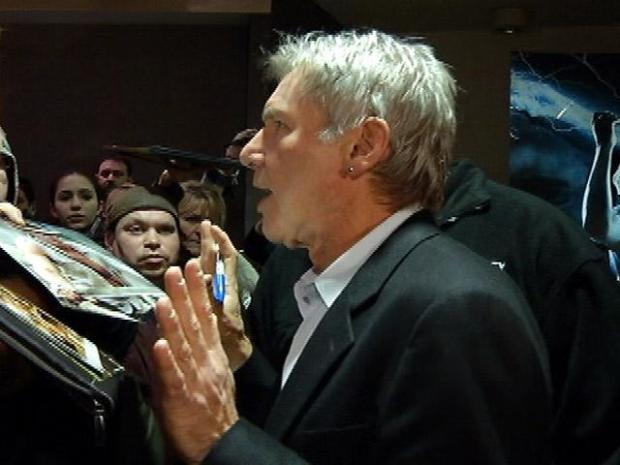 [CHI] Harrison Ford: Behave or No Autographs