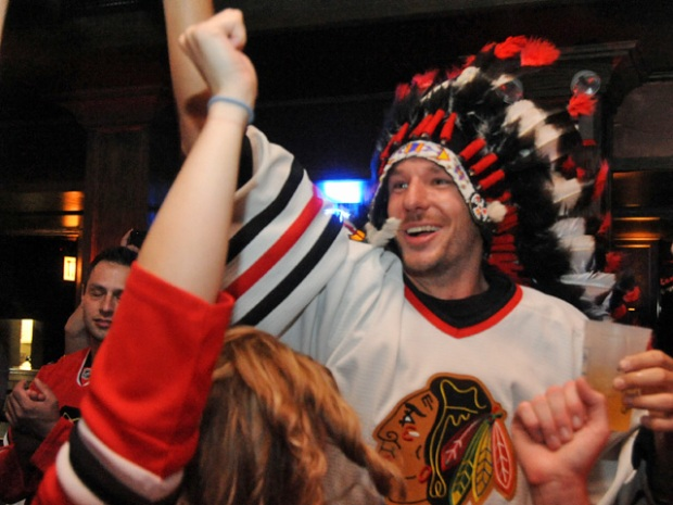 2010 Blackhawks Fan Fever