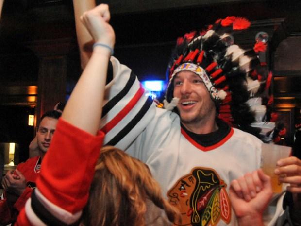 2010 Blackhawks Fan Fever