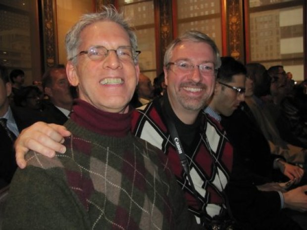 PHOTOS: Big Turnout for Civil Unions Signing