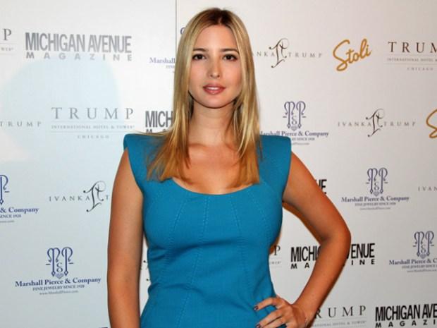 PHOTOS: Ivanka Trump Promotes New Jewelry Line