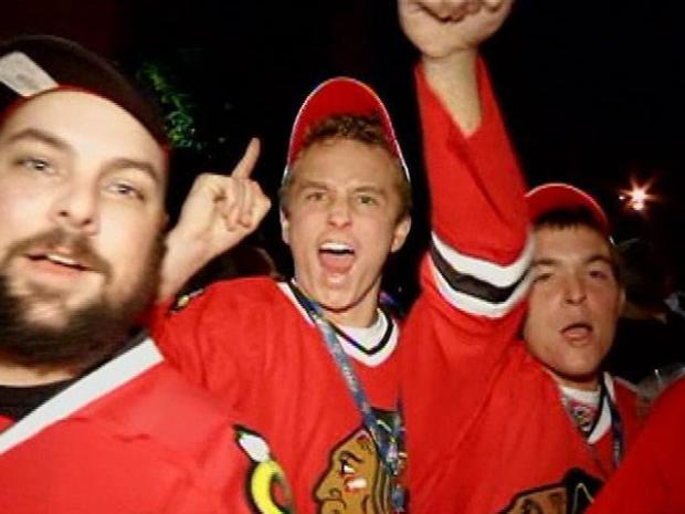 [CHI] Fans Ecstatic After Game 5