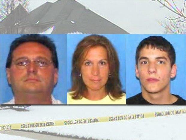 3 Dead in Darien Home Invasion