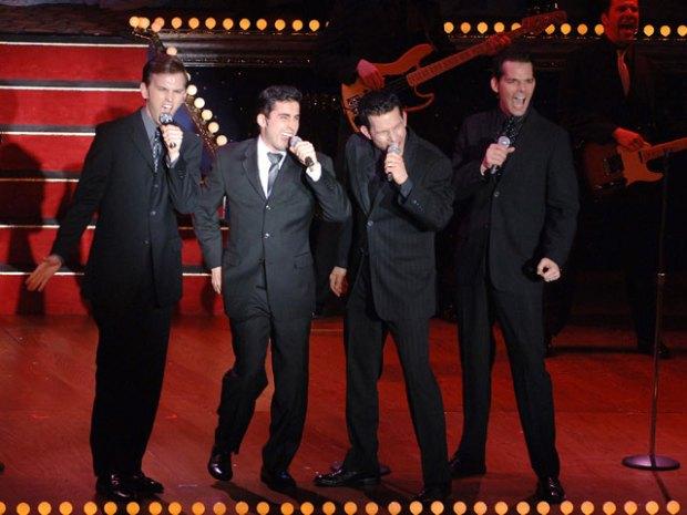 Jersey Boys Meet Chicago