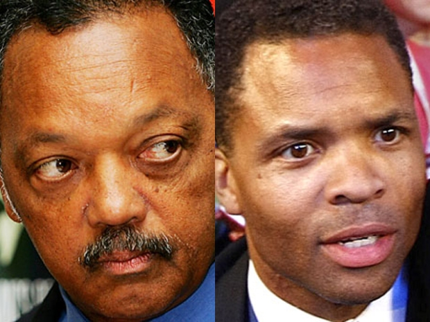 [CHI] Rev. Jesse Jackson Sr. Remains Tight-Lipped About Son