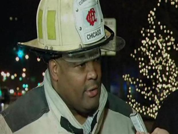 [CHI] Fire Commissioner Discusses Fatality