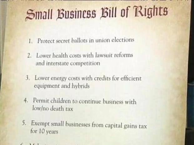[CHI] Kirk: Small Businesses, Seniors Damaged by Health Care Reform Bill