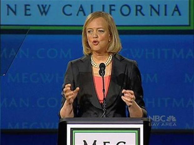 [BAY] Meg Whitman: Vote for Me and I'll Get You a Job