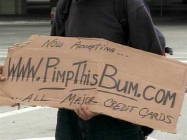[NEWSC] Pimp This Bum