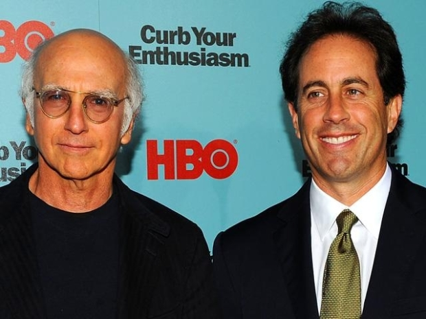 "[NBCAH] Jerry Seinfeld and Larry David on Recreating ""Seinfeld"""