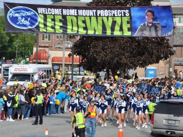 [CHI] Mt. Prospect Welcomes Hometown Idol