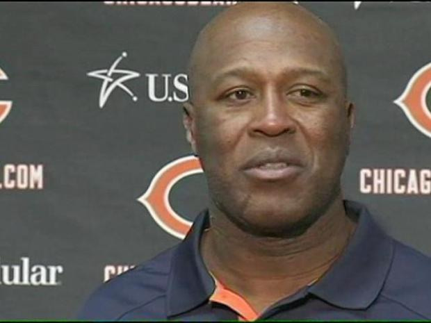 [CHI] Lovie Sticks Up for Jay Cutler