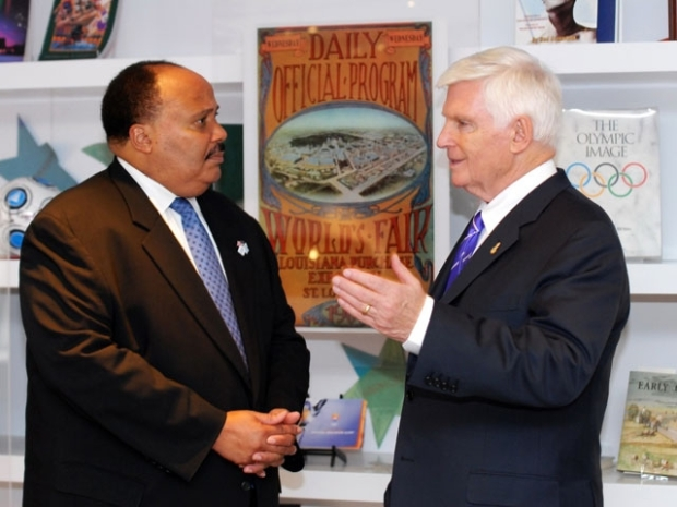 "[CHI] MLK III:  Chicago ""Made for Olympic Games"""