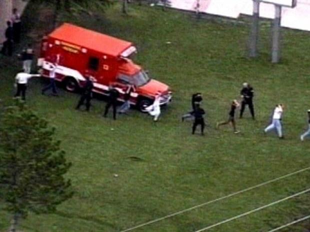 [NEWSC] Ten Years Since Columbine Tragedy