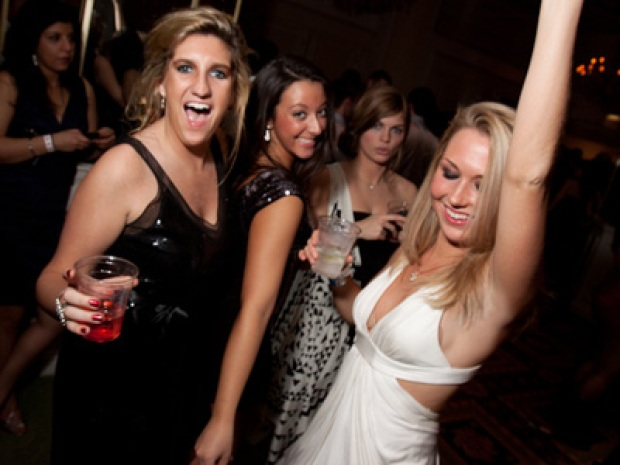 PHOTOS: Drake Hotel's New Year's Eve Bash