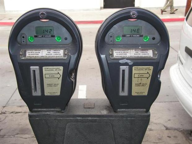[CHI] Parking Meters Not Making So Much Money