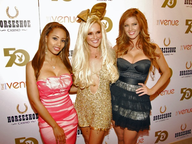 Party of the Year?! Playboy Clubs Turn 50