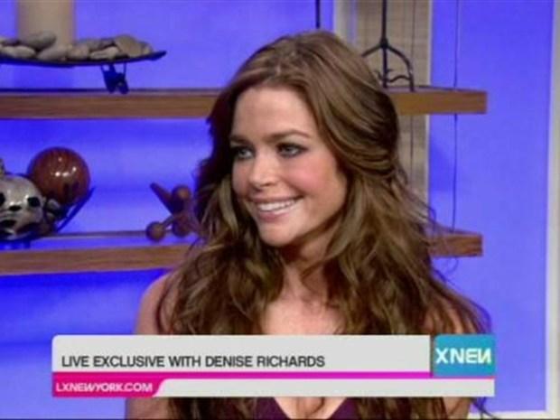 [NY] Full Interview: Denise Richard on LXTV