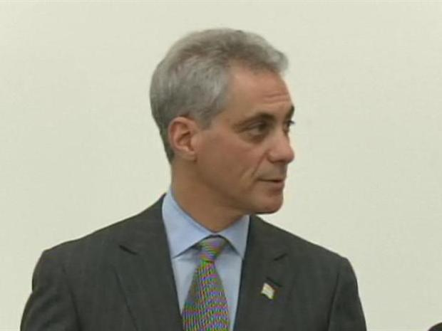 [CHI] Rahm Addresses Blagojevich Motion