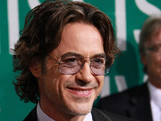 "Robert Downey Jr.: ""Due Date "" Best Work Experience Ever"