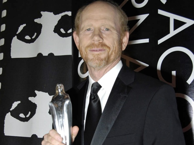 PHOTOS: Ron Howard Honored in Chicago