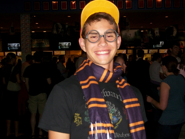 Harry Potter Fans Dress Up in Alexandria