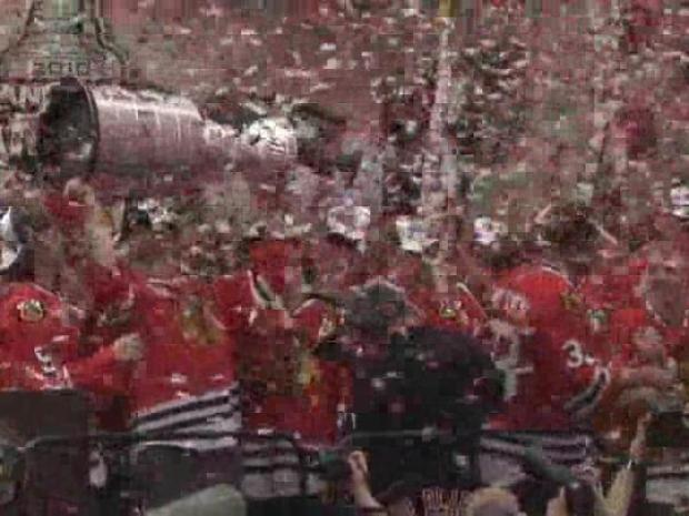 [CHI] Stanley Cup Takes Chi-Town Tour