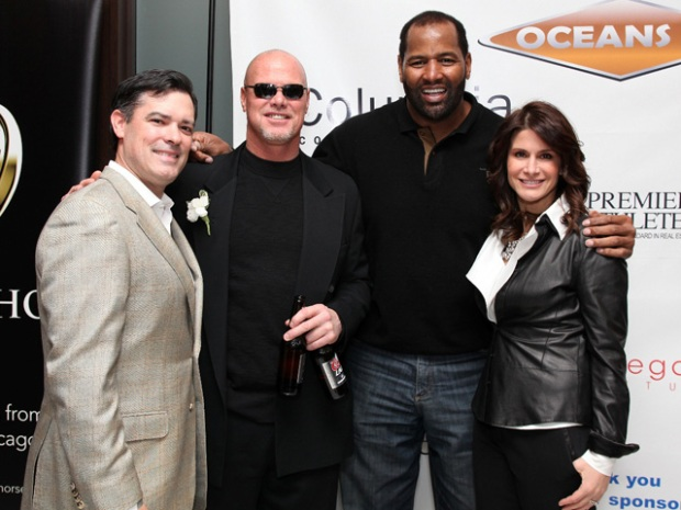 PHOTOS: Bears Royalty Chip in For Charity