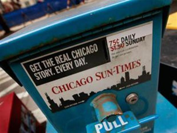 [CHI] Stalemate Could Shutter Sun-Times