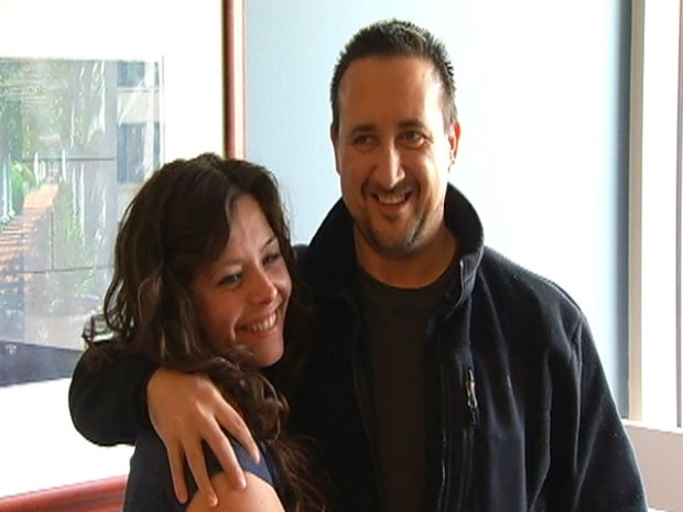 [CHI] Man With New Heart Goes Home on Valentine's Day