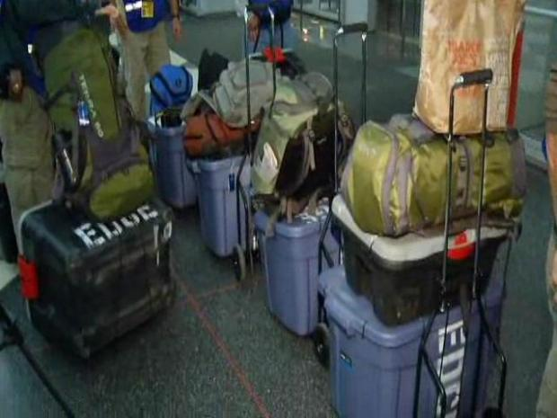 [CHI] Nurses, Volunteers, Supplies Head Out for Haiti