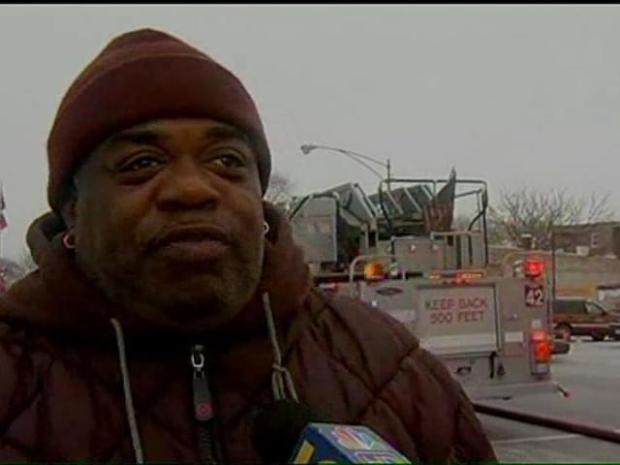 [CHI] Witness Describes Scene of Roof Collapse