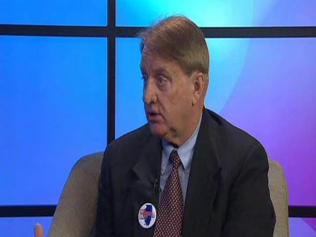 [CHI] Primary Interview:  Robert Marshall for Senate