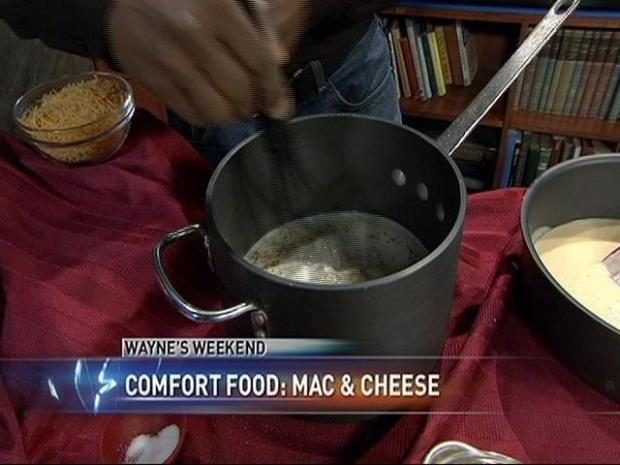 [CHI] Recipe: Mac & Cheese