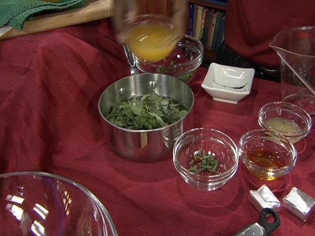 [CHI] Vegetarian Recipe