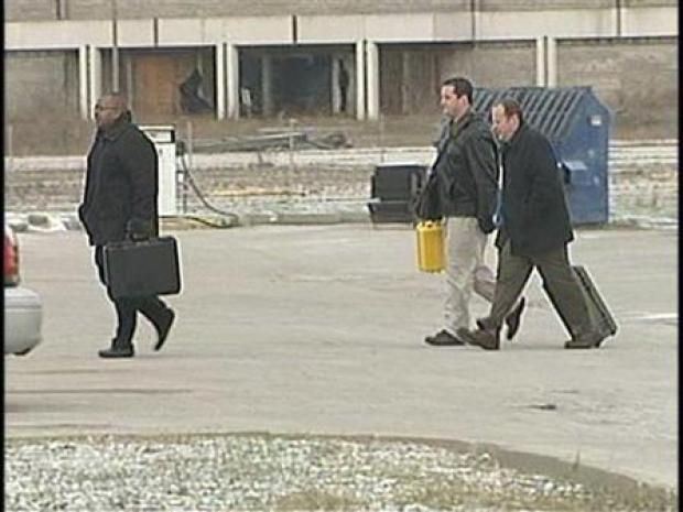 [CHI] FBI Raids Harvey PD
