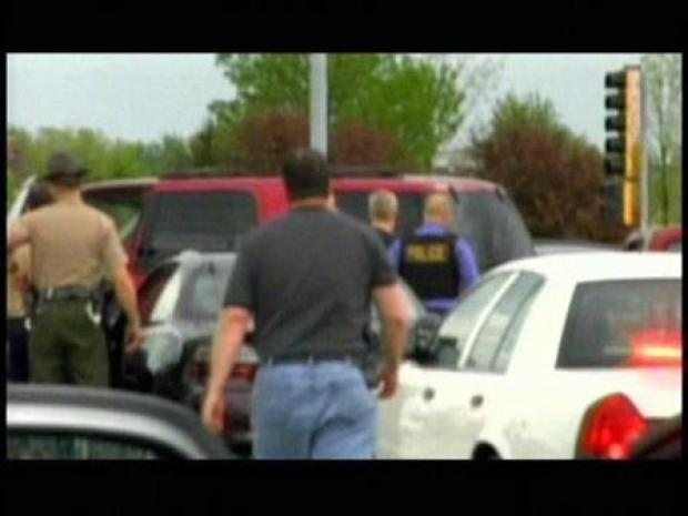 [CHI] Illinois State Police Arrest Drew Peterson