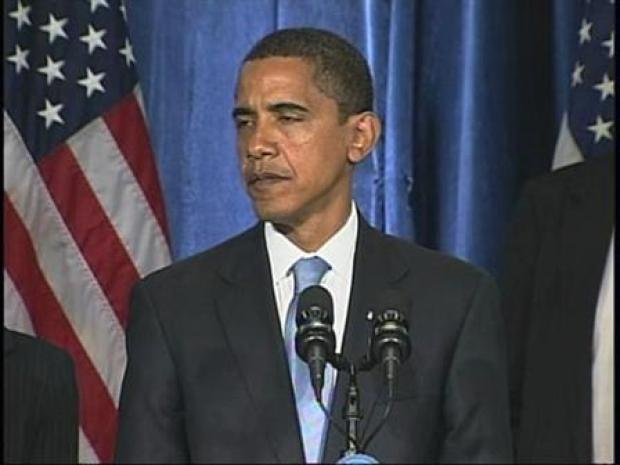 [CHI] Obama: 'I Will Confront This Economic Crisis Head-on'